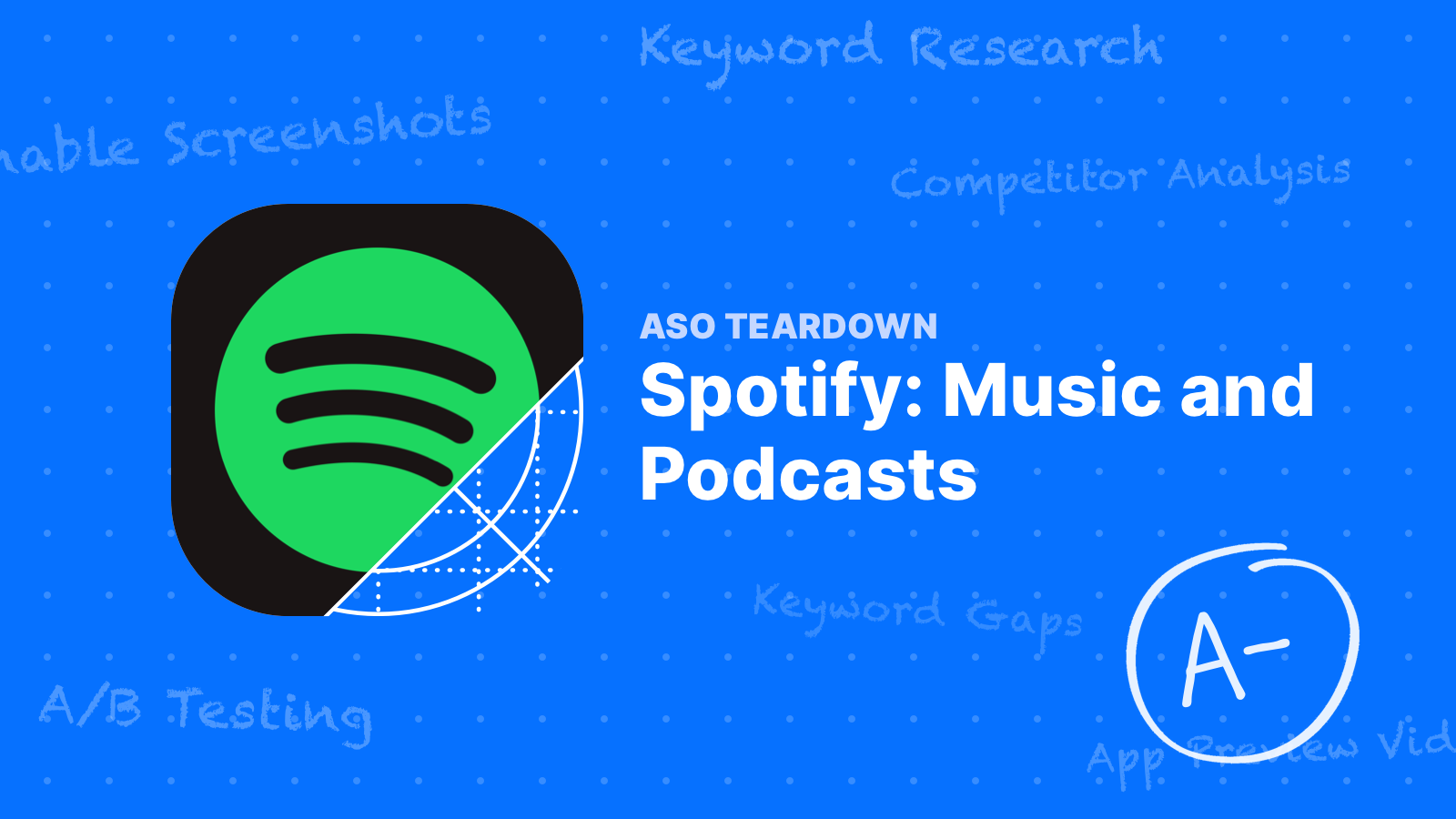 ASO Teardown: What's a Household Name like Spotify Doing to Get Ahead on the App Store